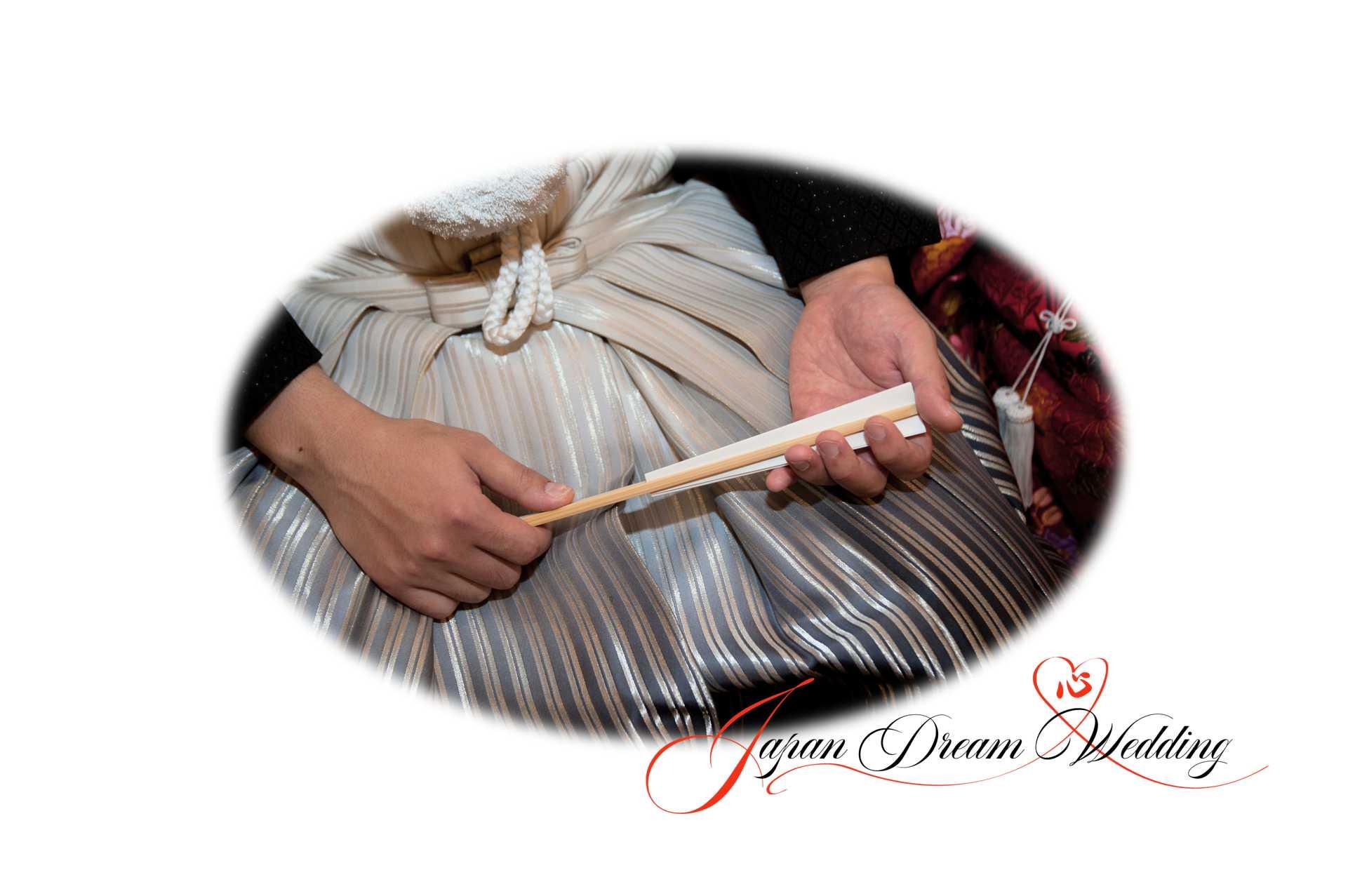 Japan Dream Wedding-Culture-Groom Ensemble