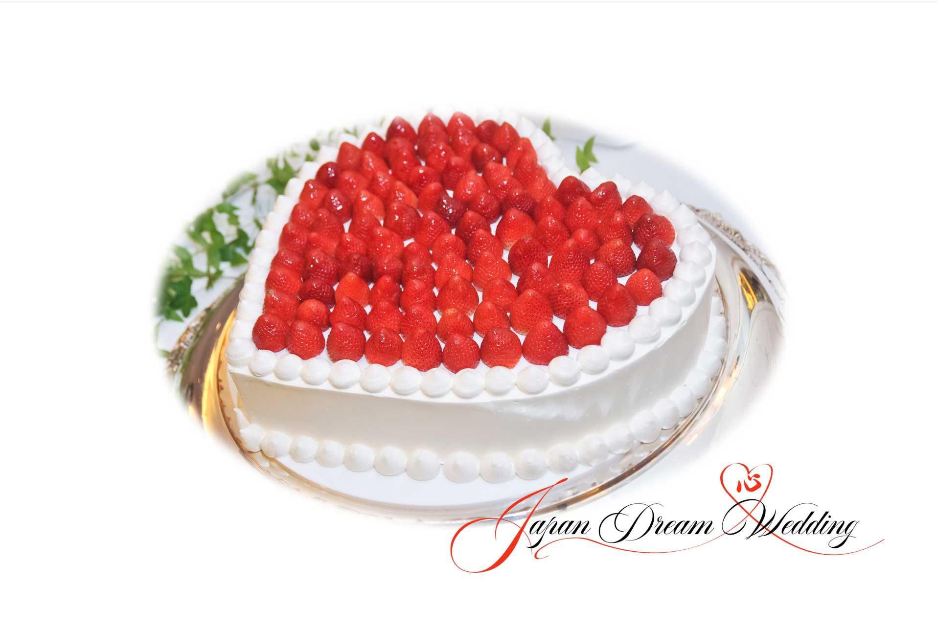 Japan Dream Wedding Cakes